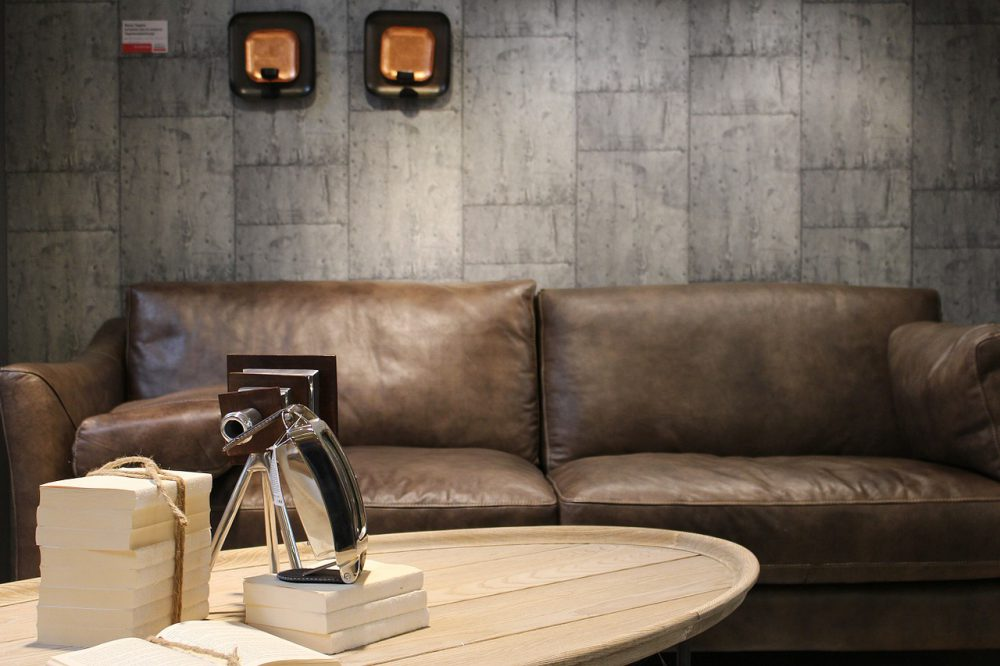 Living room classico