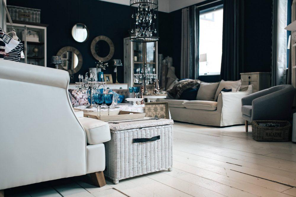 Living room vintage